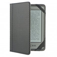 Калъф M-EDGE за Kindle 4/5/Touch/Kobo, Карбон
